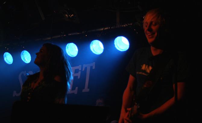 Kine og Henning